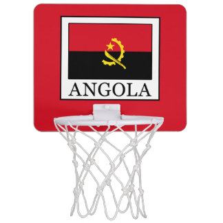 Angola Mini Basketball Hoop