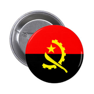 Angola Pinback Button