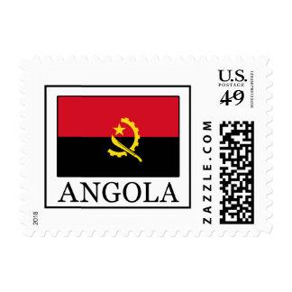 Angola Postage