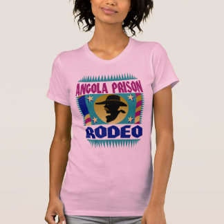 Angola Prison Rodeo Flag T-shirts