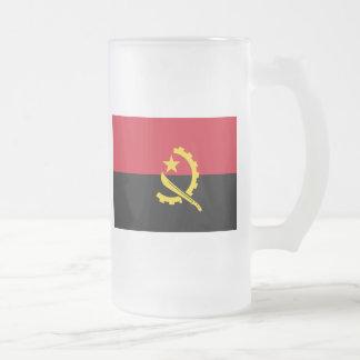 Angola Taza De Cristal