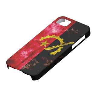 Angolan Flag iPhone 5 Case
