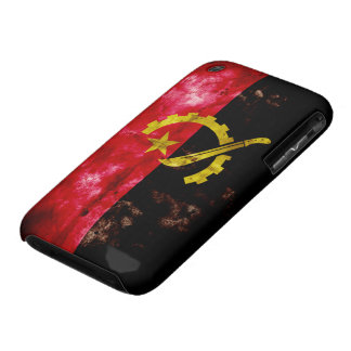 Angolan Flag iPhone 3 Covers