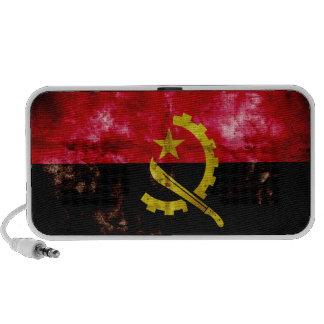 Angolan Flag Mp3 Speakers