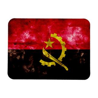 Angolan Flag Rectangular Photo Magnet