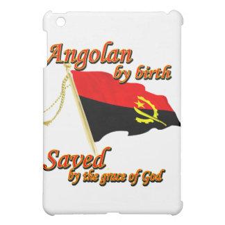 Angolano por el nacimiento ahorrado por la gracia