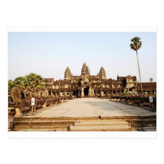 Angor Wat Postcard