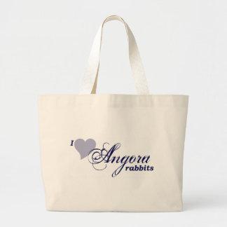 Angora rabbits bag