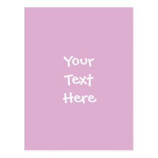 Angora rosado postales