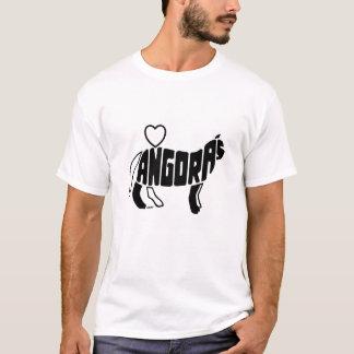 ANGORAS CAT T SHIRT
