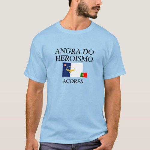 Angra do Heroismo Aores Colored Shirt