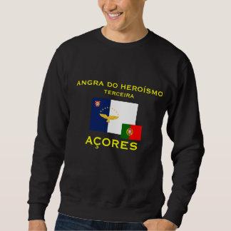 Angra hace la camiseta de Heroismo* Suéter