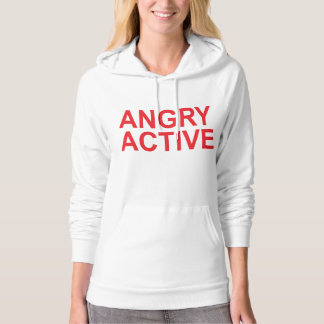 Angry Active Hoodie