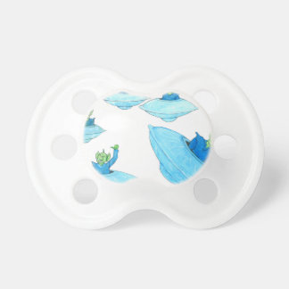 Angry, Angry Martians Pacifier