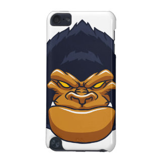 angry ape gorilla face iPod touch (5th generation) case