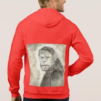 Angry ape hoodie