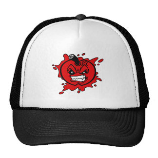 Angry Apple Hat