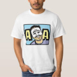 Angry Aussie Mask T-shirt