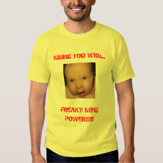 Angry Baby T-shirt