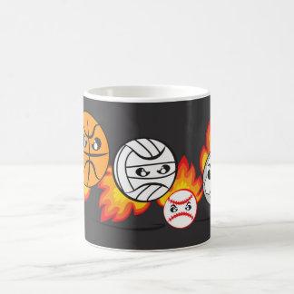 Angry Balls Coffee Mug
