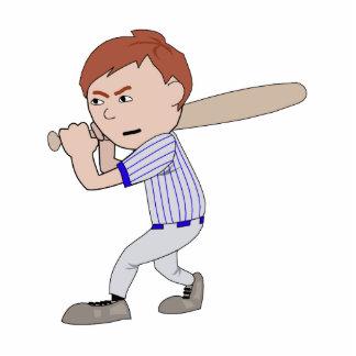 Angry Batter Cutout