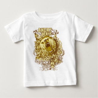 Angry Bear Baby T-Shirt