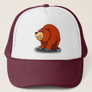 Angry Bear Cap