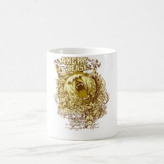 Angry Bear Coffee Mug