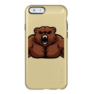 Angry Bear Incipio Feather® Shine iPhone 6 Case