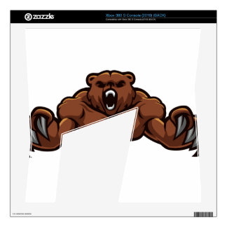 Angry Bear Skins For The Xbox 360 S