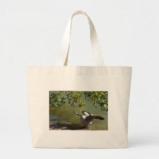 Angry Bird 3 Jumbo Tote Bag