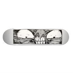 Angry Bird Skateboard