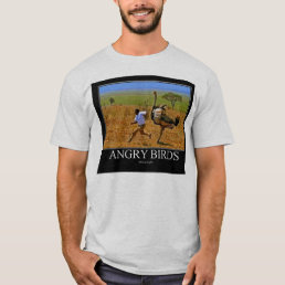 Angry Birds African Style T-Shirt