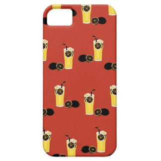 Angry Black Lemon Tea iPhone SE/5/5s Case