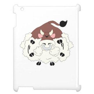 Angry Bull iPad Cover