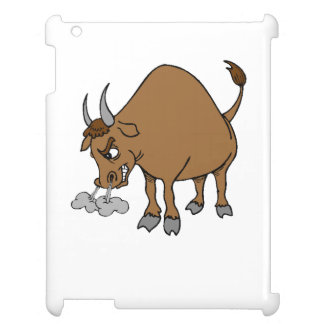Angry Bull Cover For The iPad 2 3 4