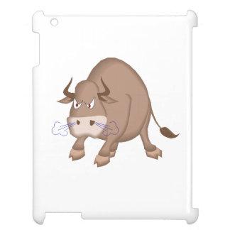 Angry Bull iPad Cases