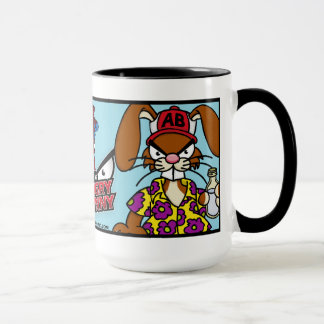 Angry Bunny 2012 Mug