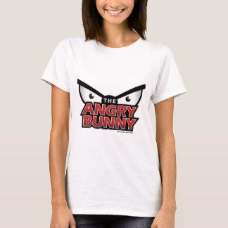 Angry Bunny Abstract T-Shirt