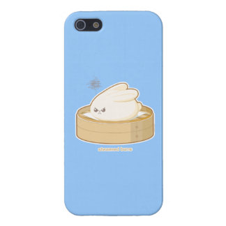Angry Bunny Dim Sum iPhone SE/5/5s Cover