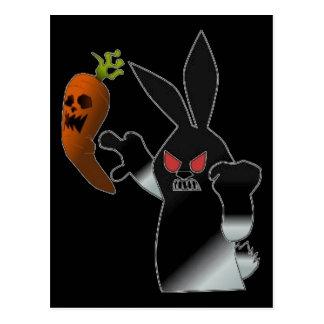 Angry Bunny Postcards