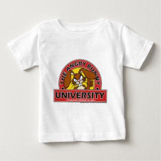 Angry Bunny University Baby T-Shirt