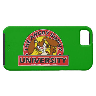 Angry Bunny University iPhone 5 Covers