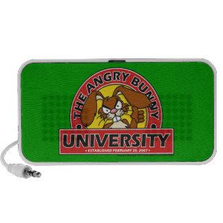 Angry Bunny University iPhone Speakers