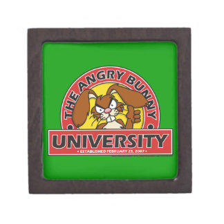 Angry Bunny University Premium Gift Box