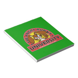 Angry Bunny University Scratch Pad