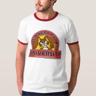 Angry Bunny University Shirt 1