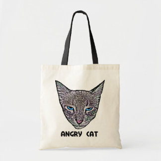 Angry Cat Bags