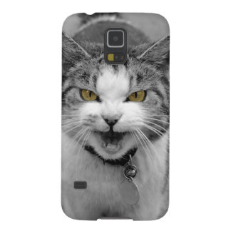 Angry Cat Case For Galaxy S5