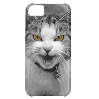 Angry Cat iPhone 5C Cover